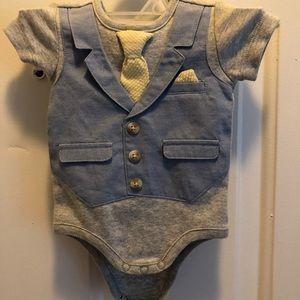 Edgehill Collection Baby Boy Size Newborn